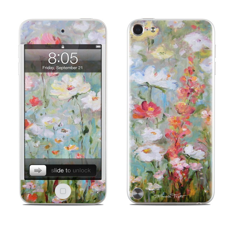 Flower Blooms iPod touch 5th Gen Skin