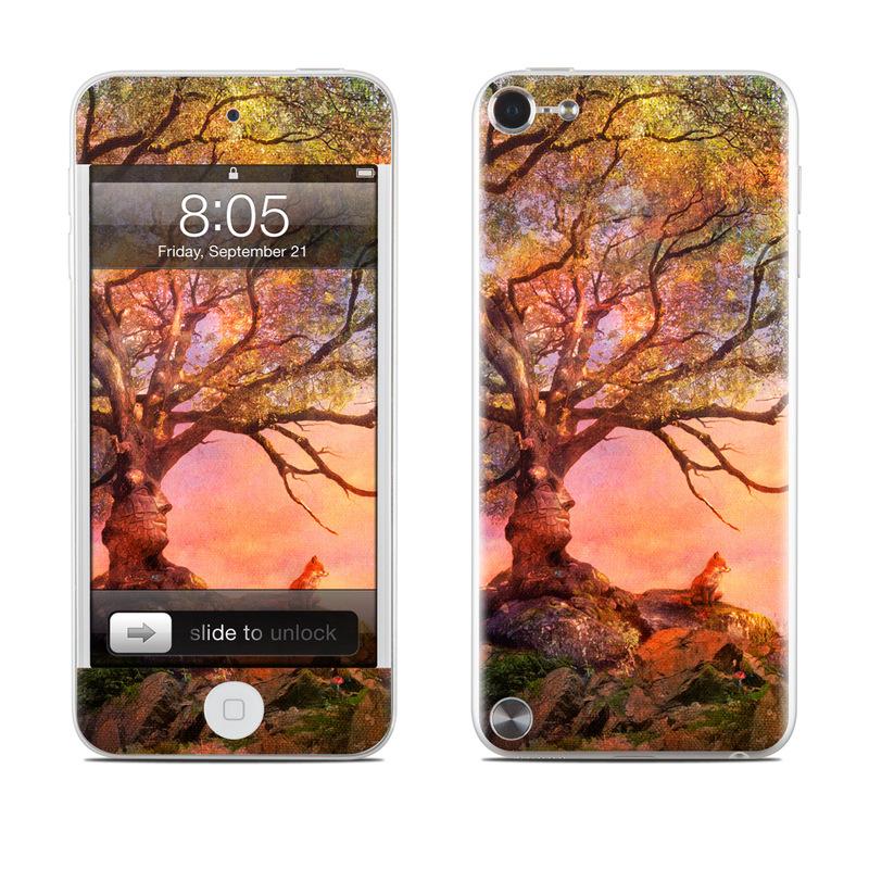 Fox Sunset iPod touch 5th Gen Skin