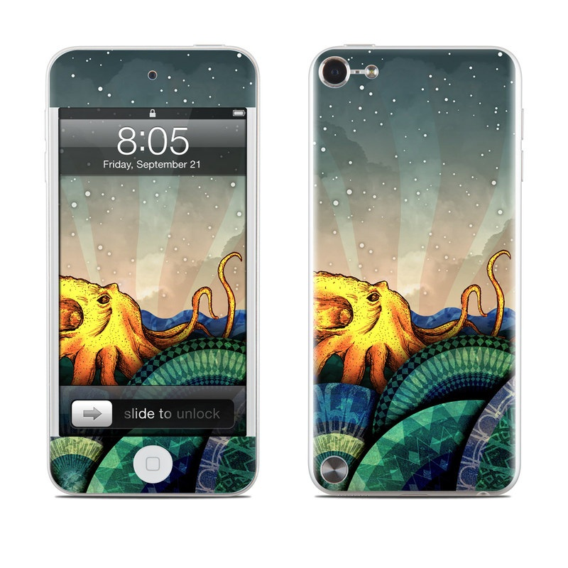 From the Deep iPod touch 5th Gen Skin