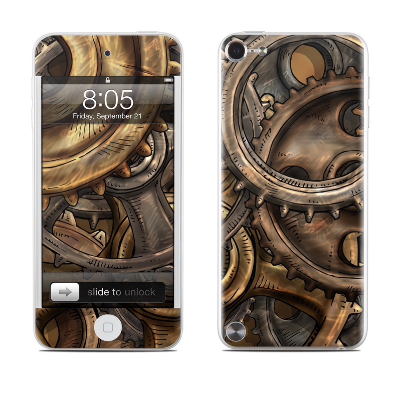 Gears iPod touch 5th Gen Skin
