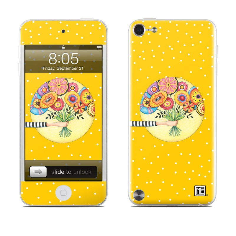 Giving iPod touch 5th Gen Skin