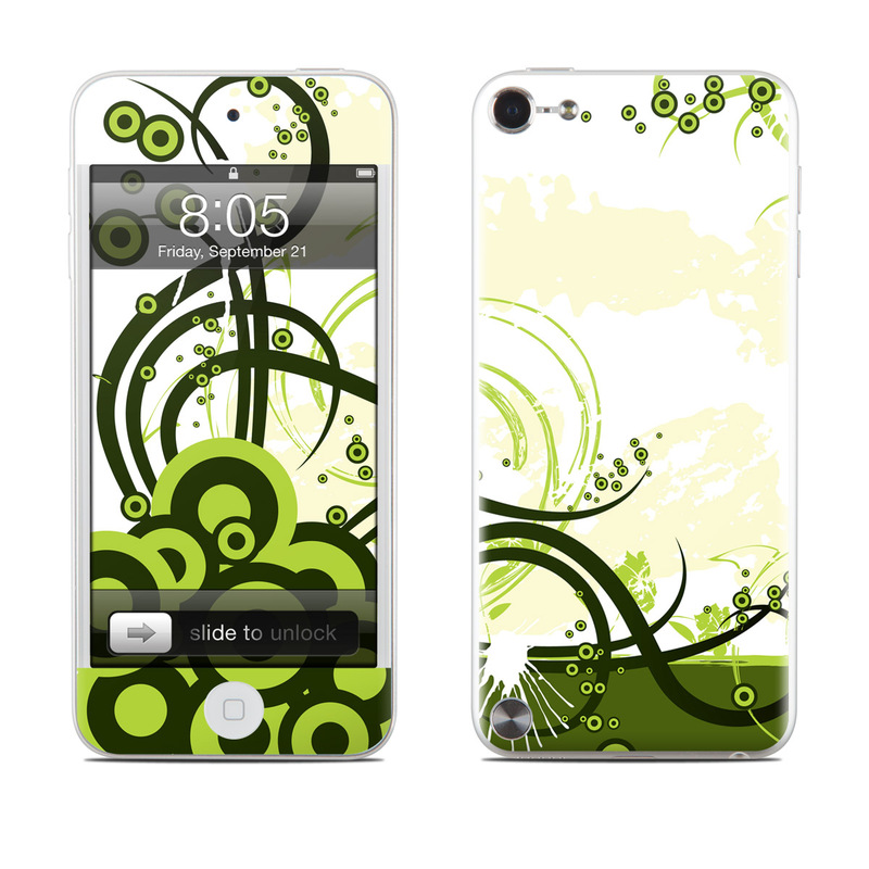 Gypsy iPod touch 5th Gen Skin