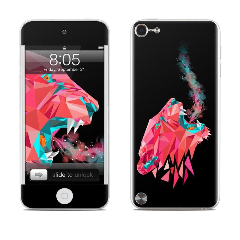 Lions Hate Kale iPod touch 5th Gen Skin