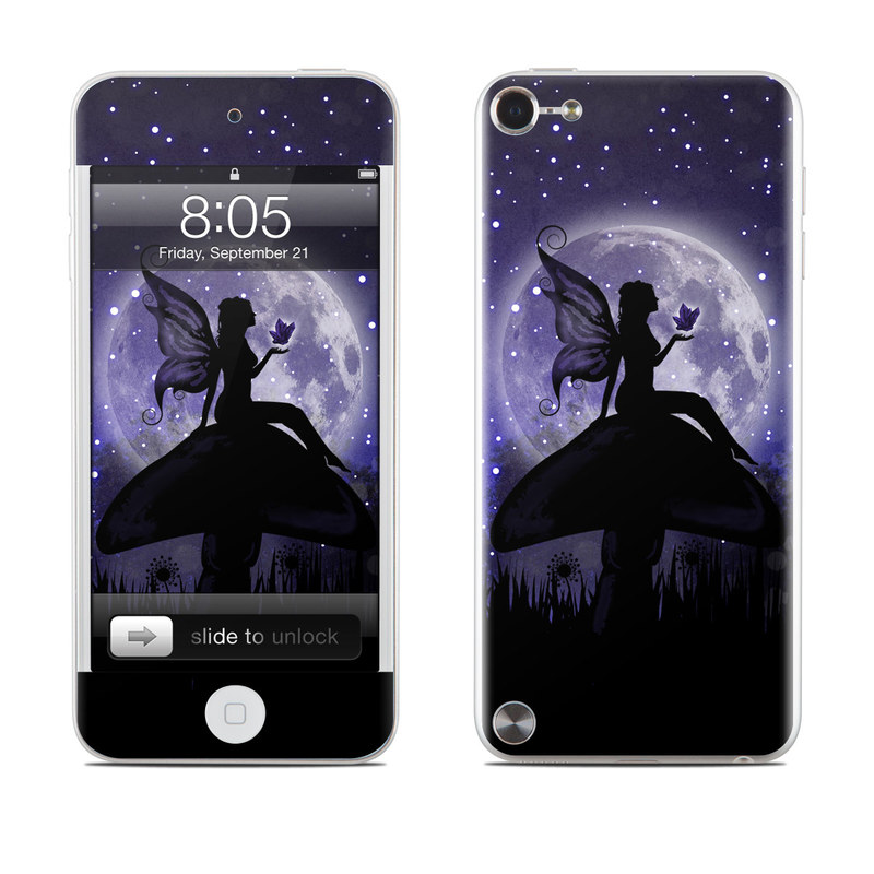 Moonlit Fairy iPod touch 5th Gen Skin