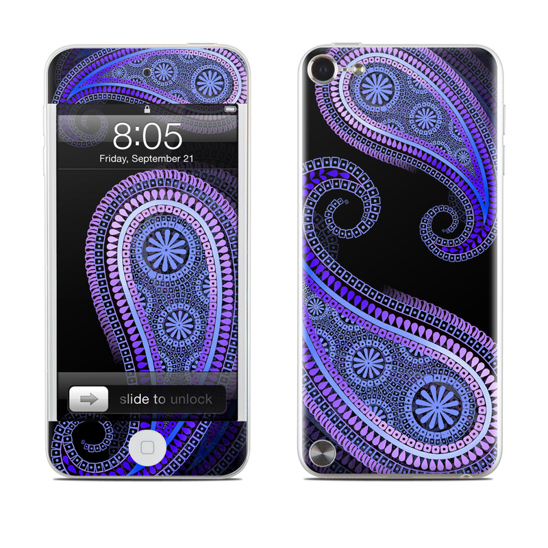 Morado iPod touch 5th Gen Skin