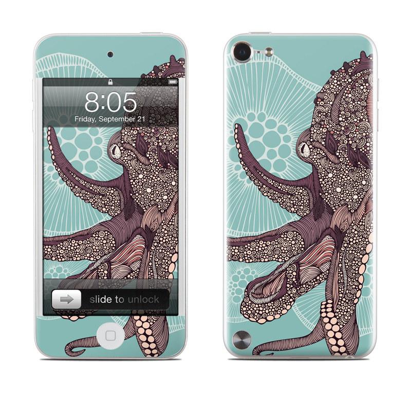 Octopus Bloom iPod touch 5th Gen Skin