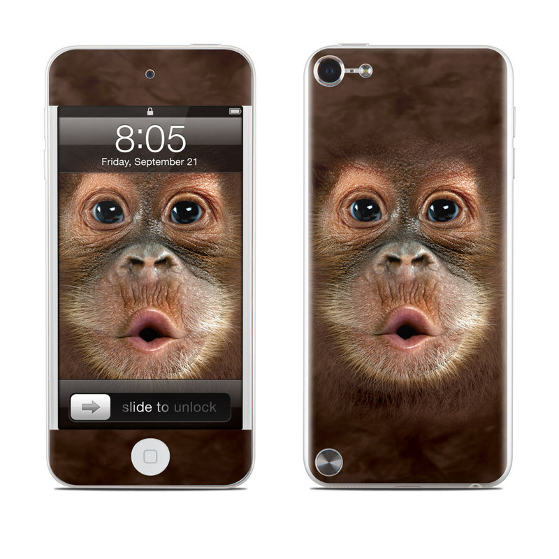 Orangutan iPod touch 5th Gen Skin