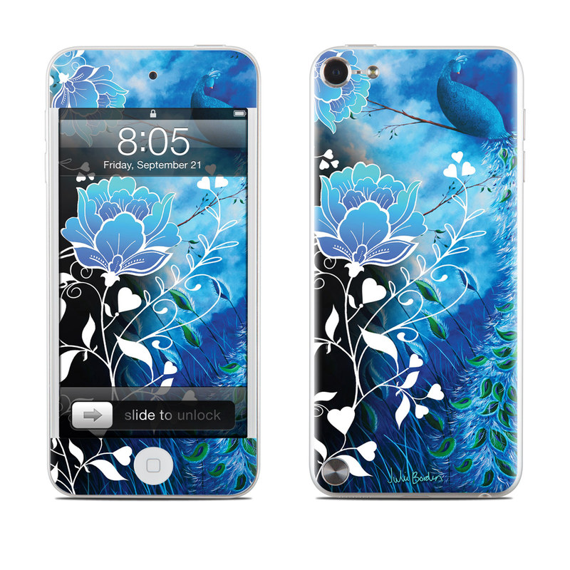 Peacock Sky iPod touch 5th Gen Skin