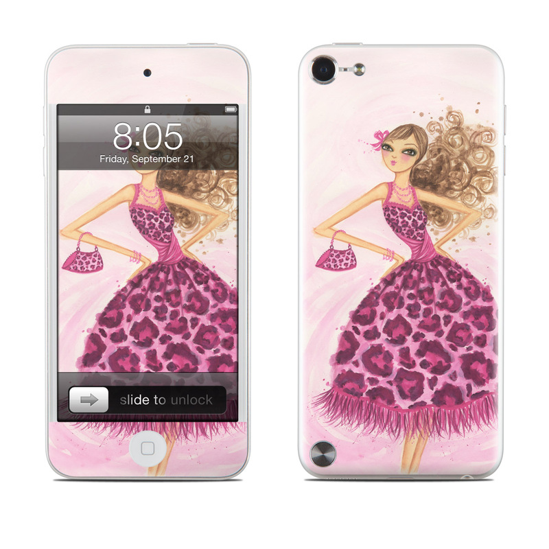 Perfectly Pink iPod touch 5th Gen Skin