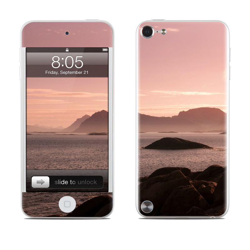 Pink Sea iPod touch 5th Gen Skin