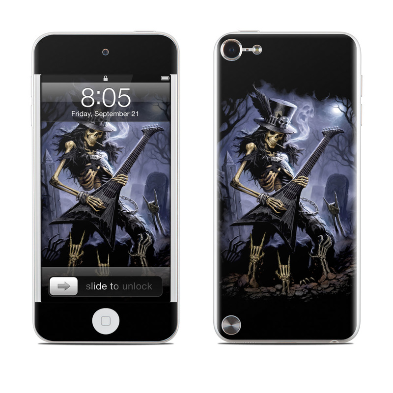 Play Dead iPod touch 5th Gen Skin
