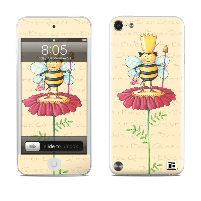 Queen Bee iPod touch 5th Gen Skin