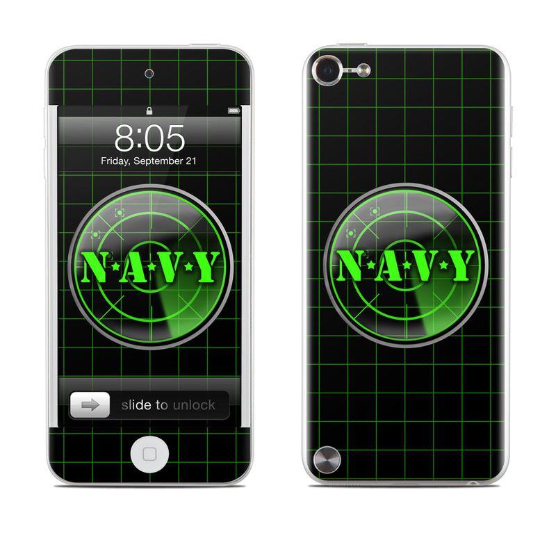 Radar iPod touch 5th Gen Skin