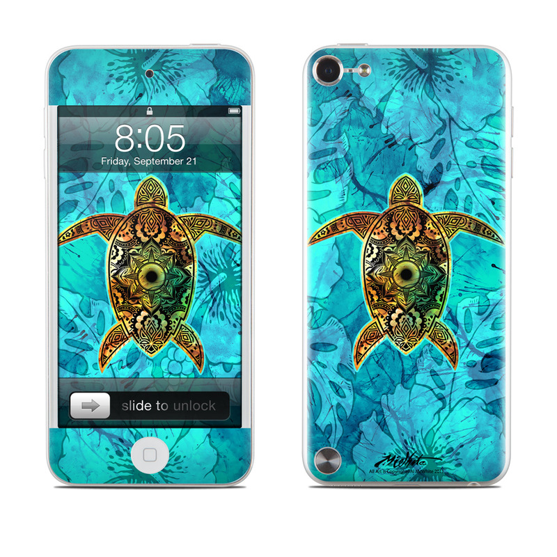 Sacred Honu iPod touch 5th Gen Skin