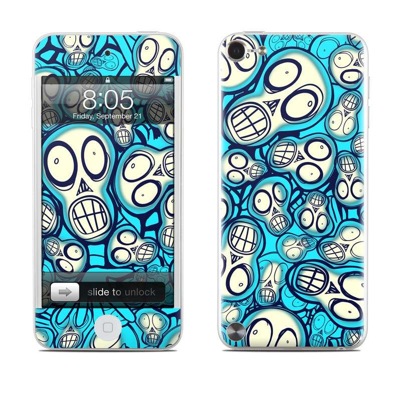 Satch Face iPod touch 5th Gen Skin
