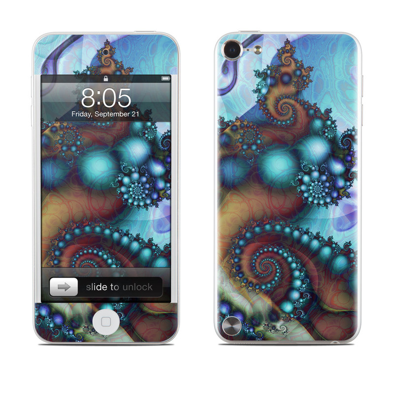 Sea Jewel iPod touch 5th Gen Skin