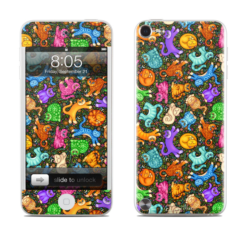 Sew Catty iPod touch 5th Gen Skin