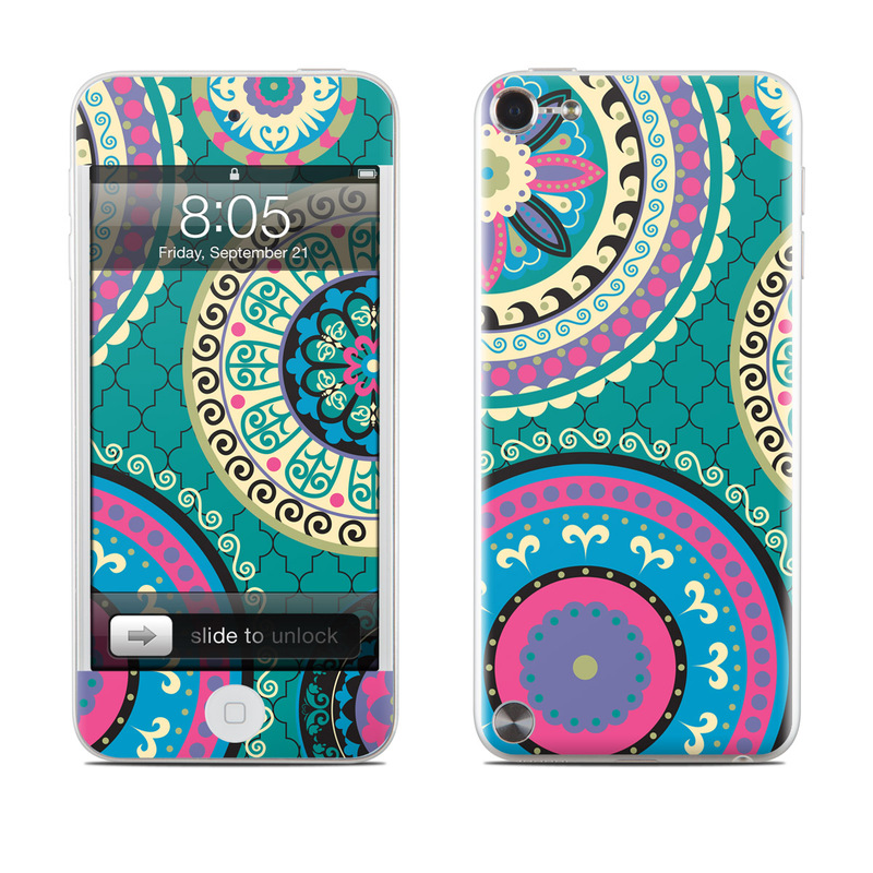 Silk Road Ipod Touch 5th Gen Skin Istyles