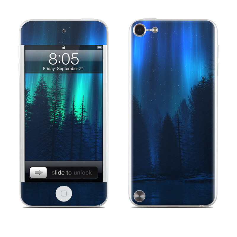 Song of the Sky iPod touch 5th Gen Skin