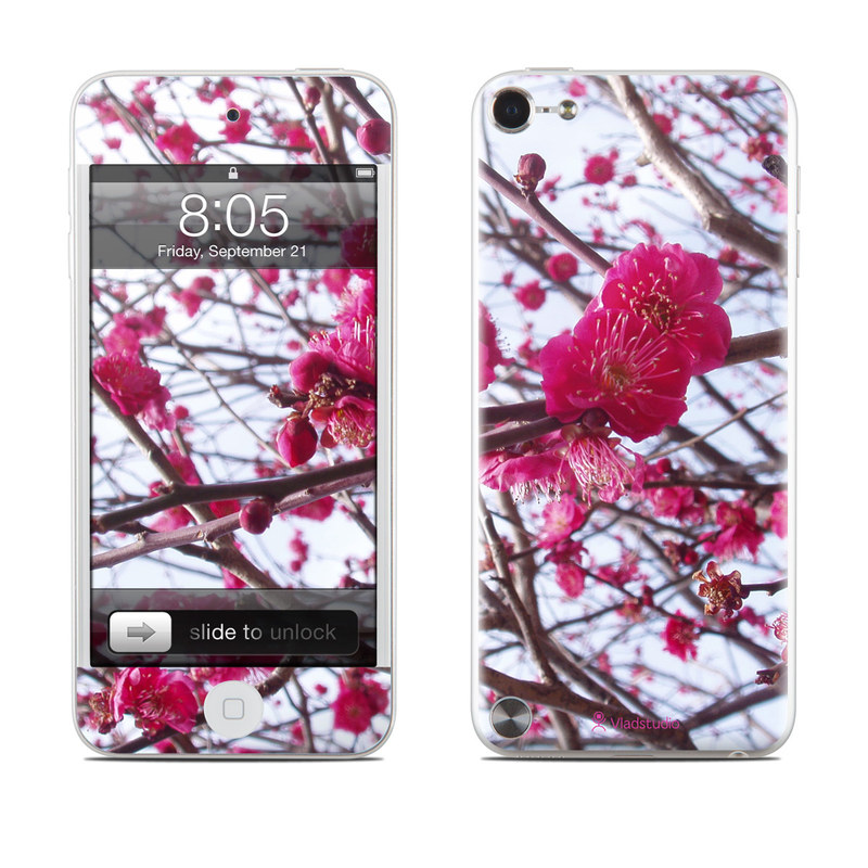 Spring In Japan iPod touch 5th Gen Skin