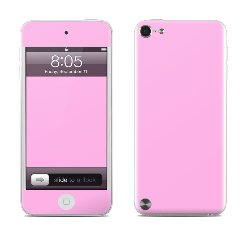 Solid State Pink iPod touch 5th Gen Skin