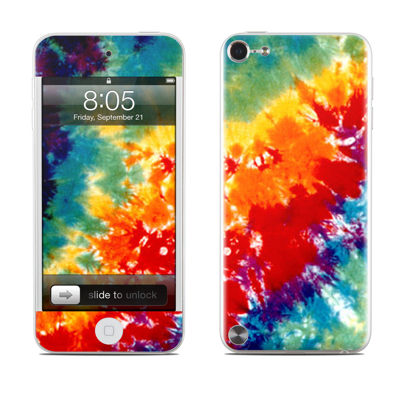 Tie Dyed iPod touch 5th Gen Skin