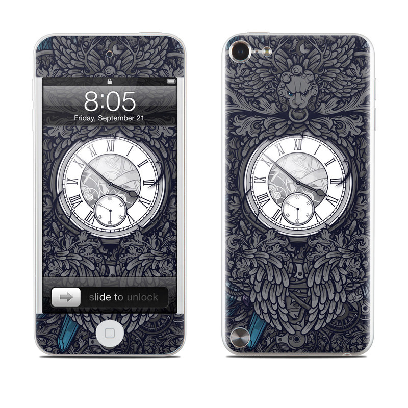 Time Travel iPod touch 5th Gen Skin