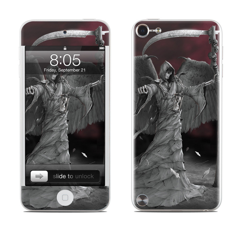 Time is Up iPod touch 5th Gen Skin