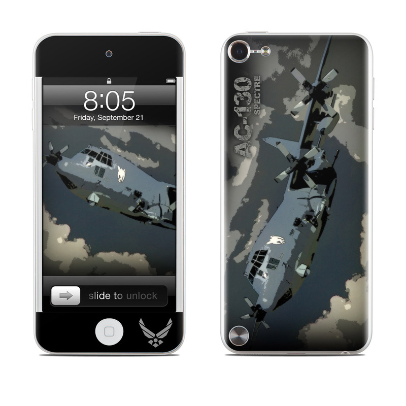 AC-130 iPod touch 5th Gen Skin