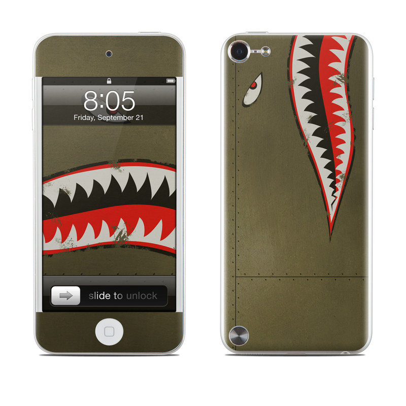 USAF Shark iPod touch 5th Gen Skin