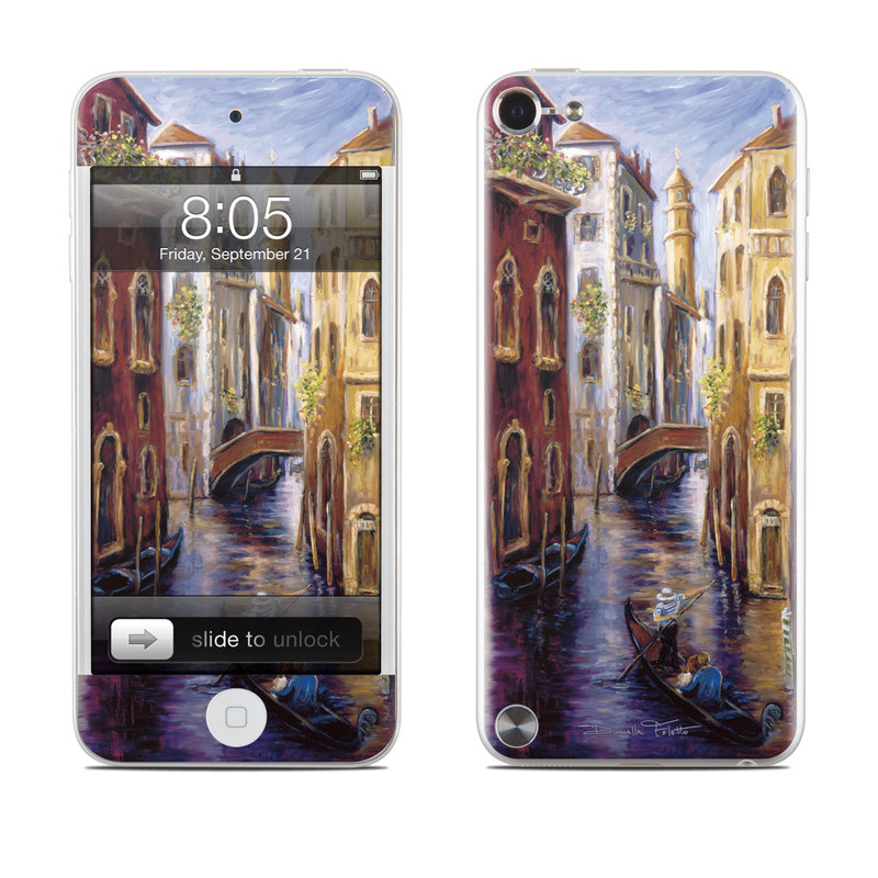 Venezia iPod touch 5th Gen Skin