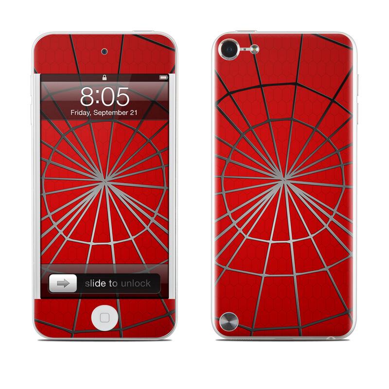 Webslinger iPod touch 5th Gen Skin