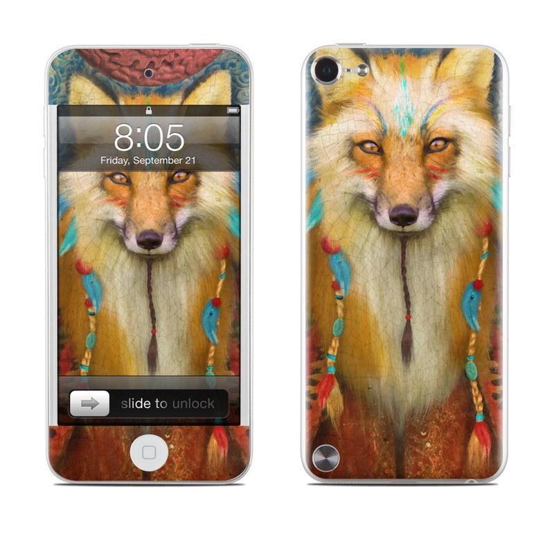 Wise Fox iPod touch 5th Gen Skin