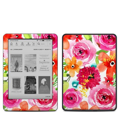 Floral Pop Amazon Kindle 10th Gen Skin
