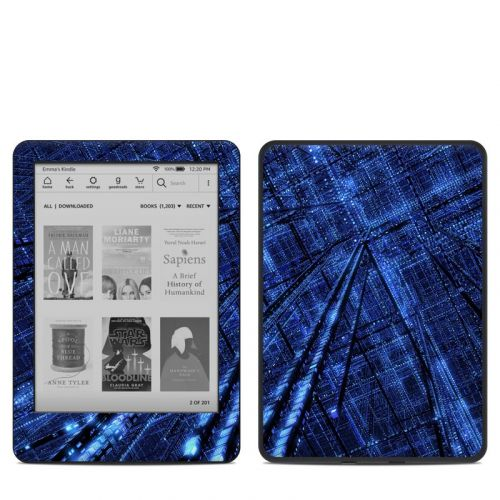 Grid Amazon Kindle 10th Gen Skin
