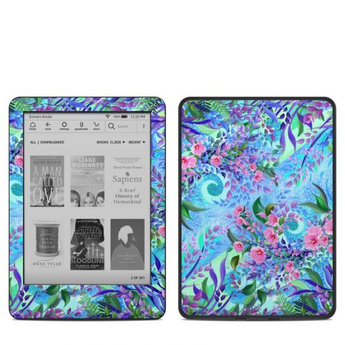 Lavender Flowers Amazon Kindle 10th Gen Skin