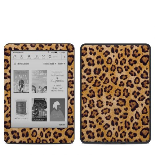 Leopard Spots Amazon Kindle 10th Gen Skin