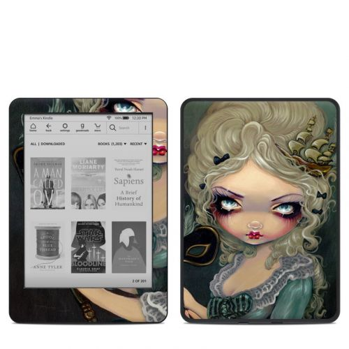 Marie Masquerade Amazon Kindle 10th Gen Skin