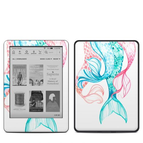 Mermaid Tails Amazon Kindle 10th Gen Skin