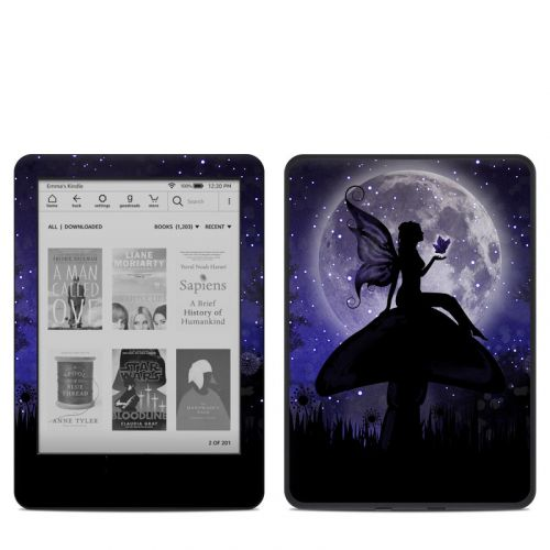 Moonlit Fairy Amazon Kindle 10th Gen Skin
