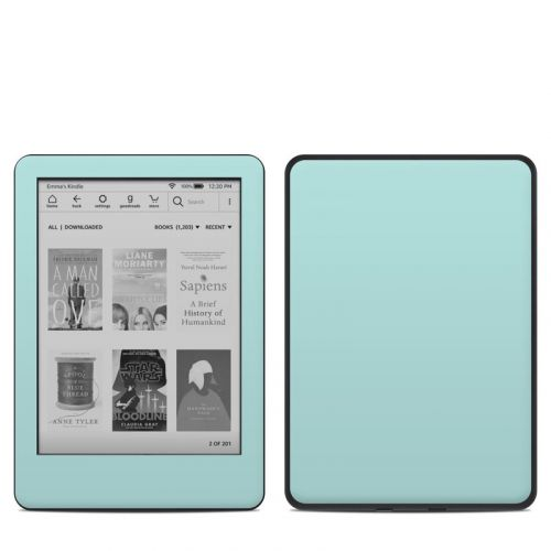 Solid State Mint Amazon Kindle 10th Gen Skin