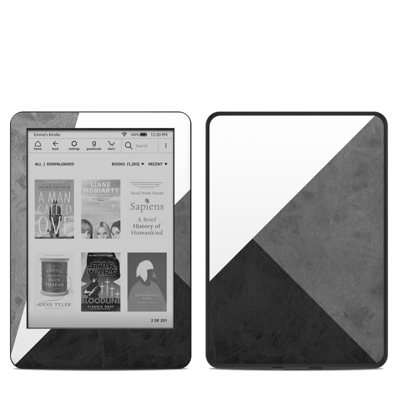 Slate Amazon Kindle 10th Gen Skin