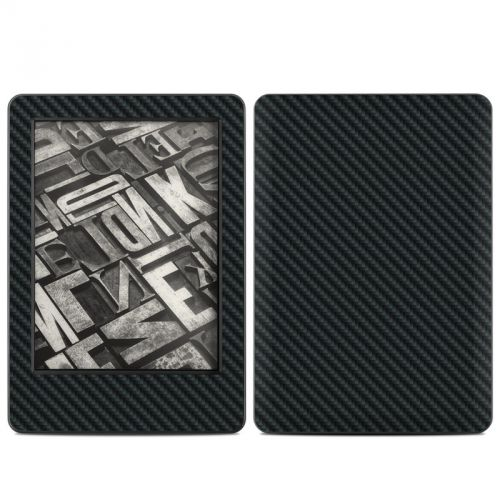 Carbon Fiber Amazon Kindle (2014) Skin