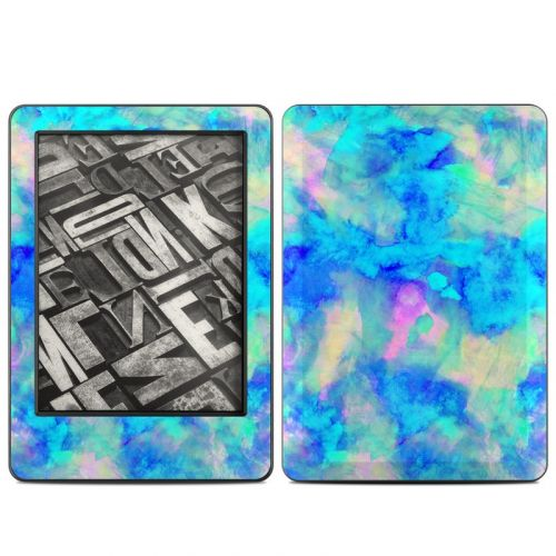 Electrify Ice Blue Amazon Kindle (2014) Skin