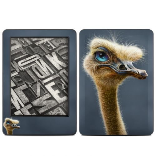 Ostrich Totem Amazon Kindle (2014) Skin