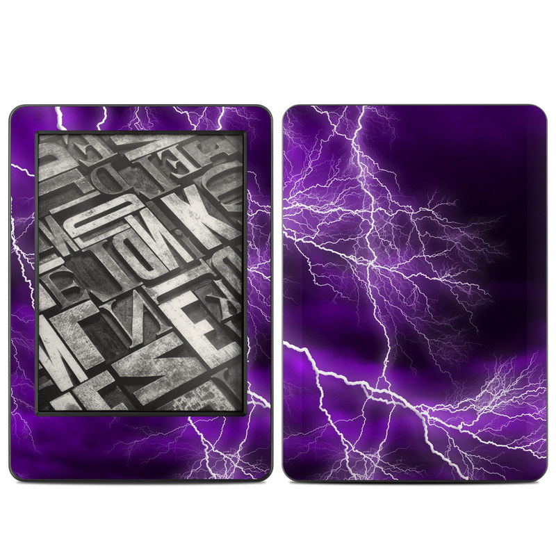 Apocalypse Violet Amazon Kindle (2014) Skin