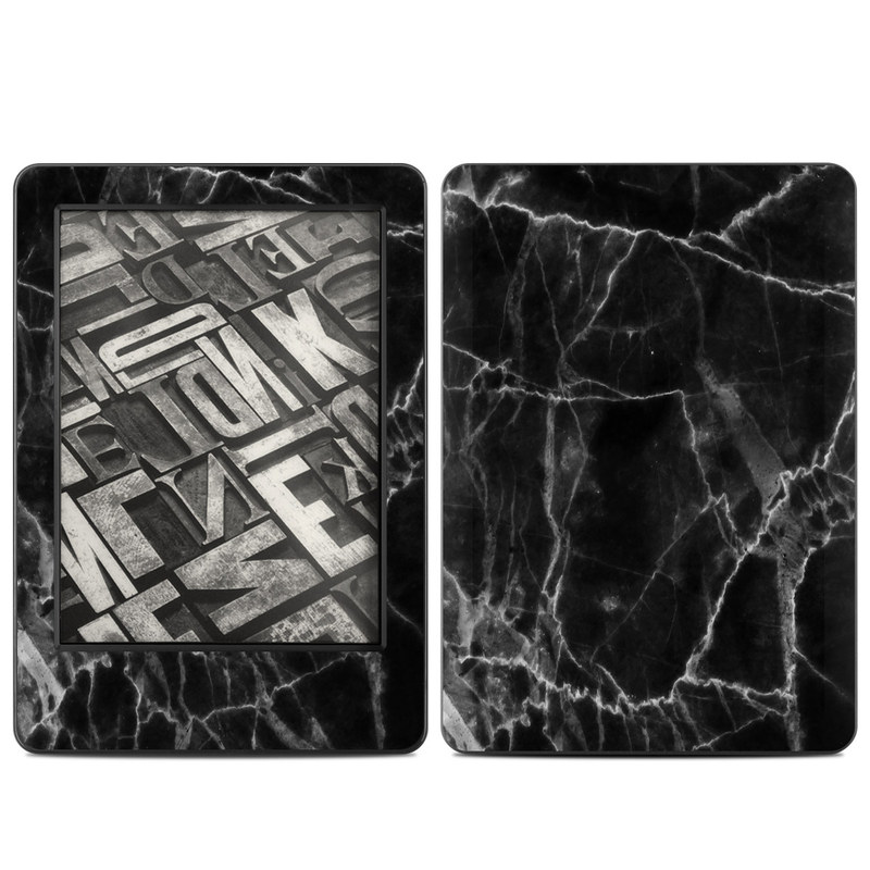 Amazon Kindle 7th Gen Skin design of Black, White, Nature, Black-and-white, Monochrome photography, Branch, Atmosphere, Atmospheric phenomenon, Tree, Sky with black, white colors