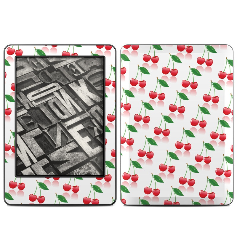 Cherry Amazon Kindle (2014) Skin