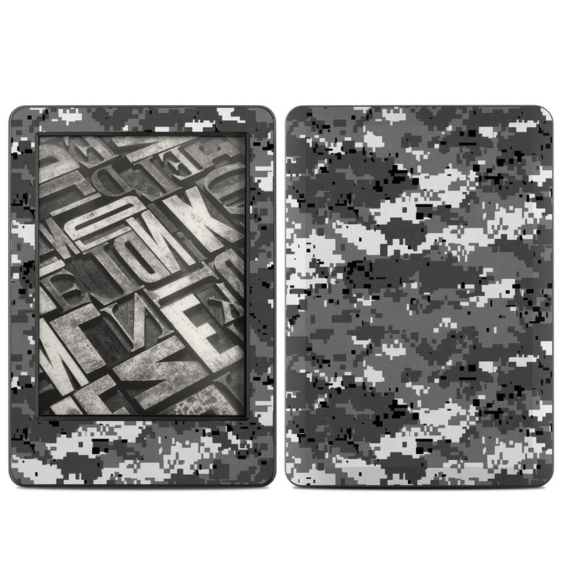 Digital Urban Camo Amazon Kindle (2014) Skin