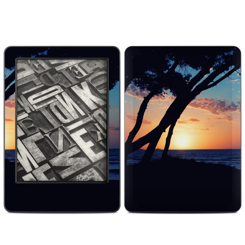 Mallorca Sunrise Amazon Kindle (2014) Skin